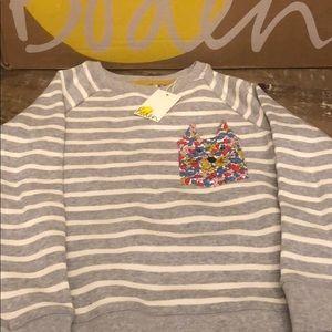 Mini Boden Fun Novelty Sweatshirt